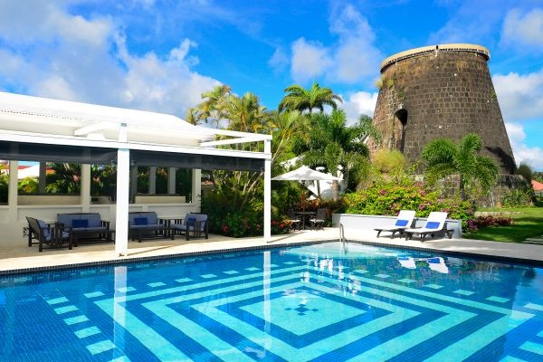 Caribbean Boutique Hotel in Covid-Safe Locale Reopens
